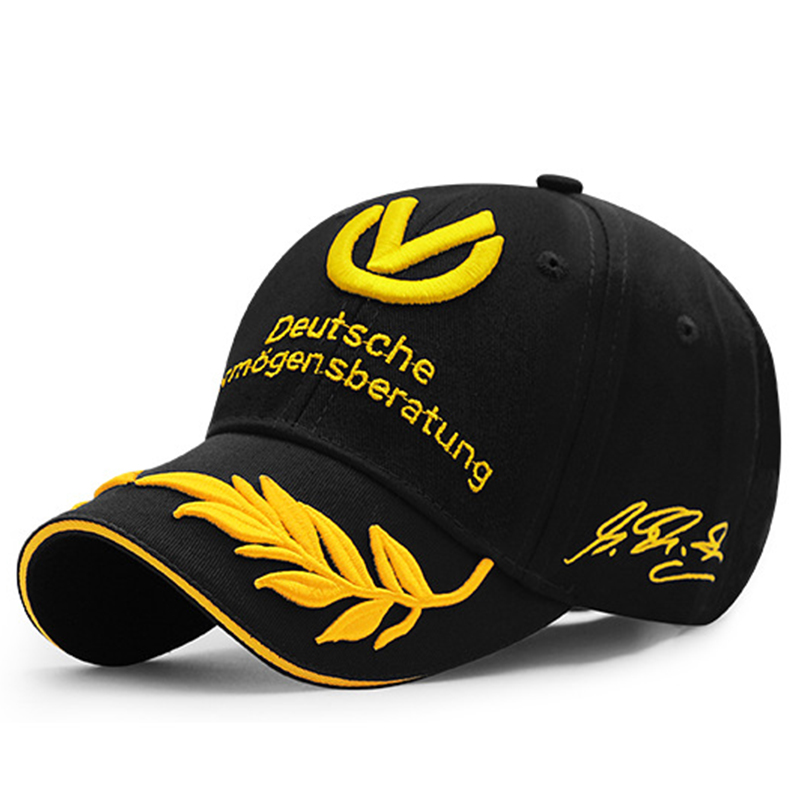 Sophisticated high quality 3D embroidery logo sandwich cap