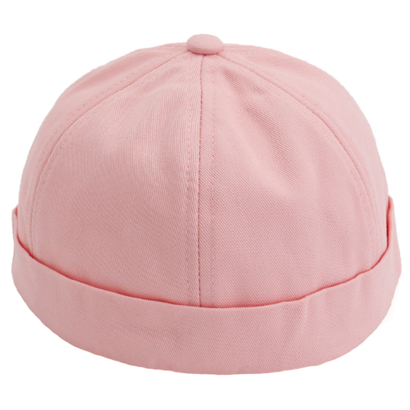 Embroidery cotton bullet cap