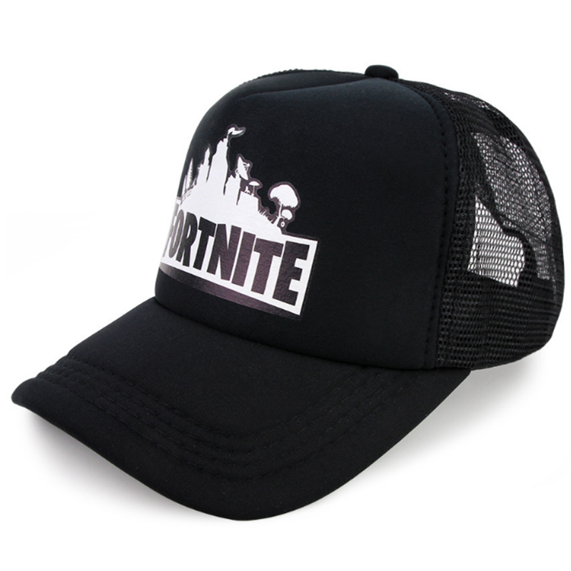Promotion event foam trucker hat with heat transfer printing logo