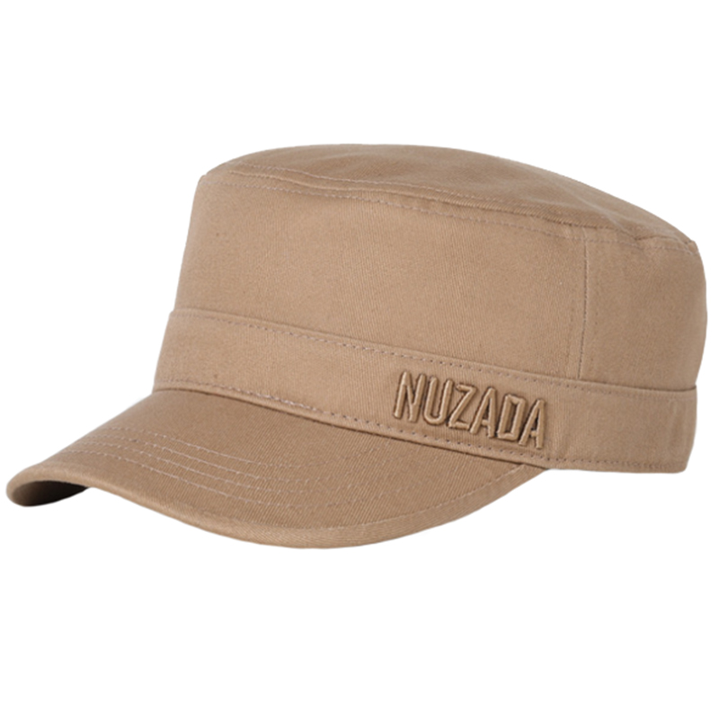 Premium quality military fatigue caps with custom logo and full inside lining