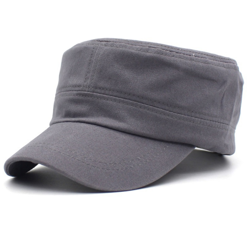 Competitive price plain promotional military army hat