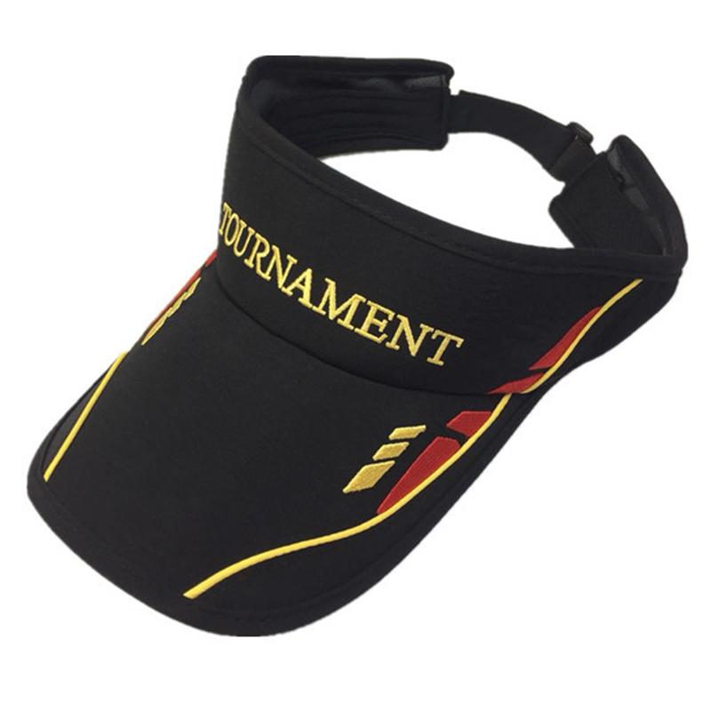 Bespoke premium quality long brim visor cap