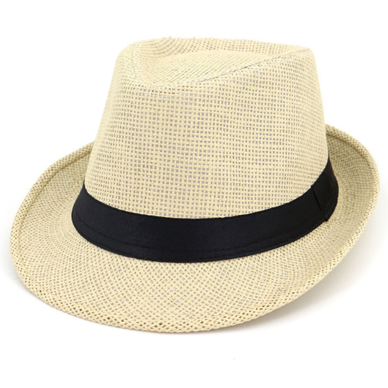 Cheapest custom made promotion wholesale paper fedora cap